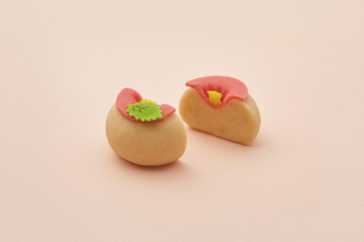 椿 季節和果子
