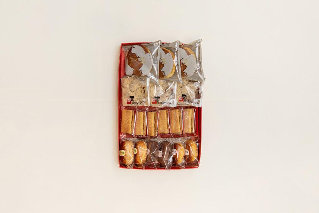 綜合禮盒2 滋養